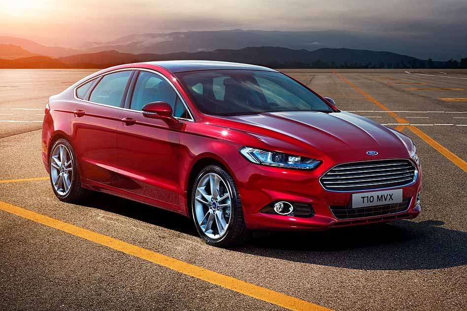 2015 Model Ford Mondeo