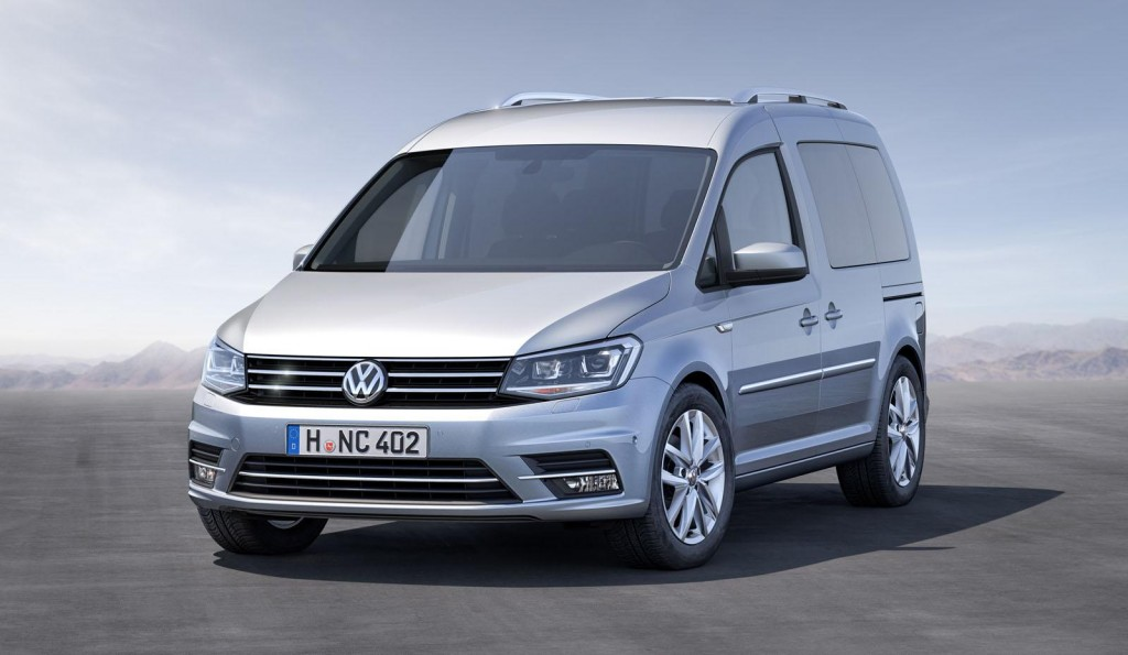 2015 Model Volkswagen Caddy
