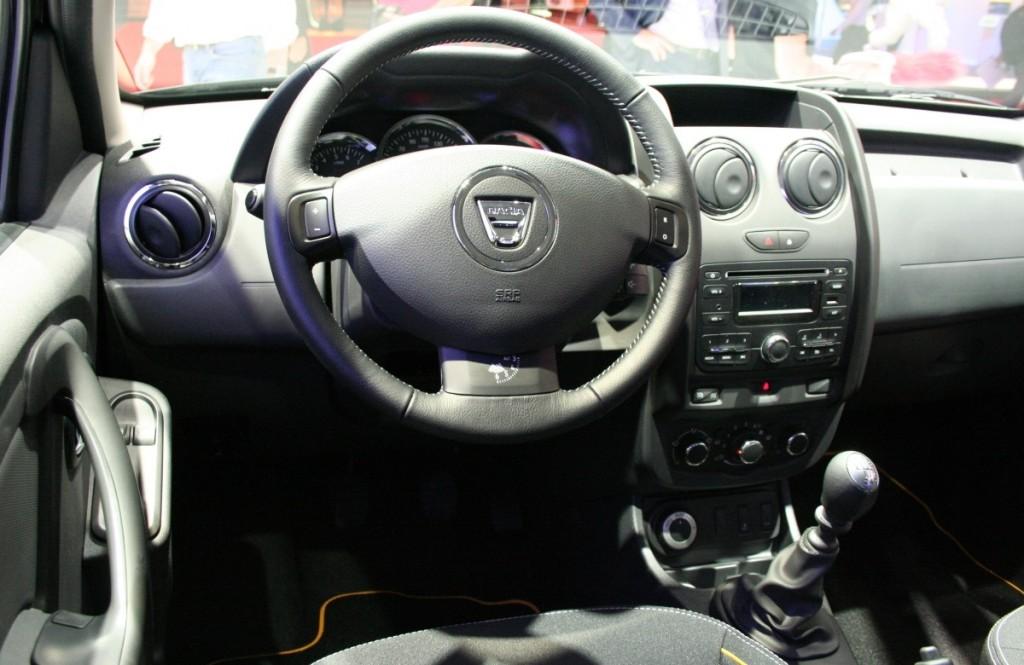 2015 Dacia Duster Air
