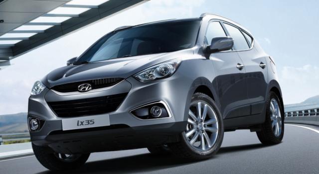 Hyundai ix35'te Cazip Fırsatlar