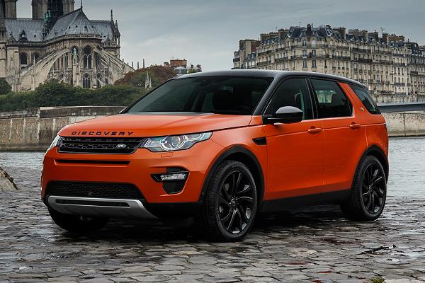Land Rover Discovery Sport Renk Seçenekleri