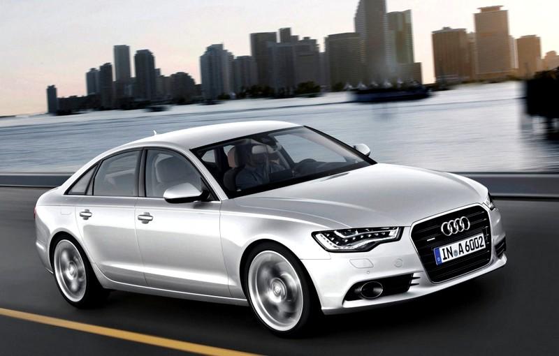 2015 Audi A6 Renk Seçenekleri