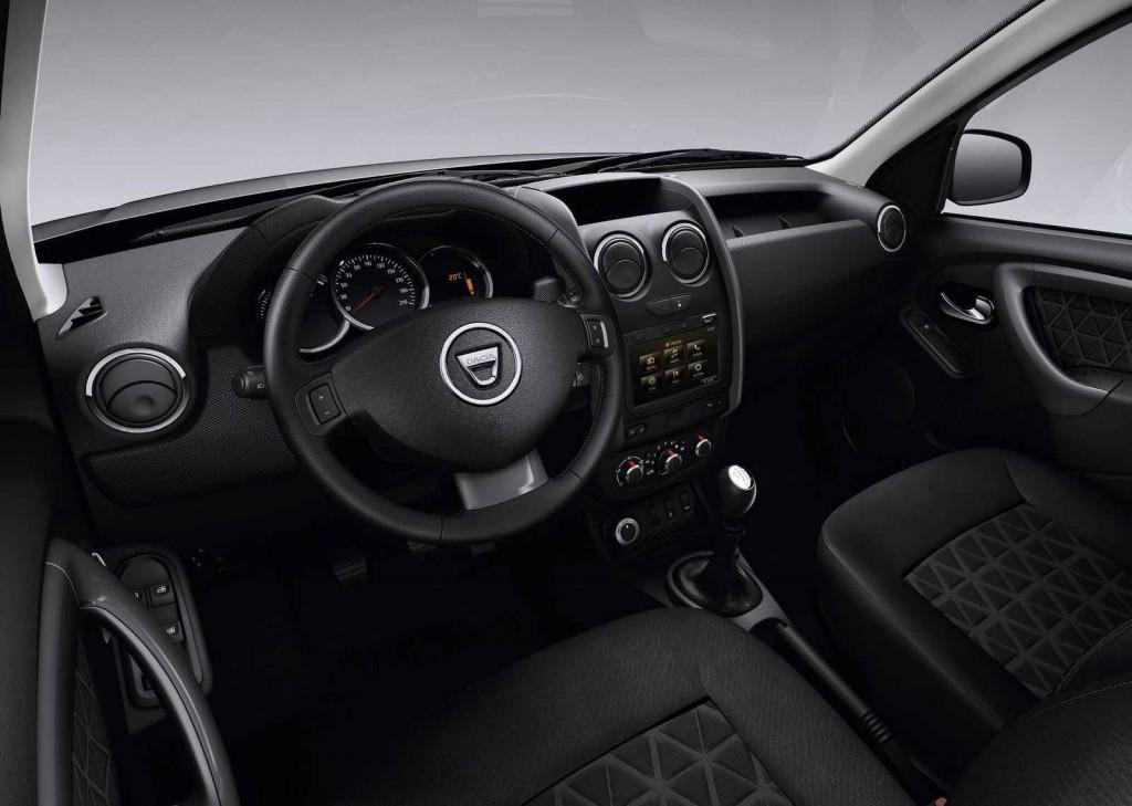 2015 Dacia Duster Dizel İç Tasarım