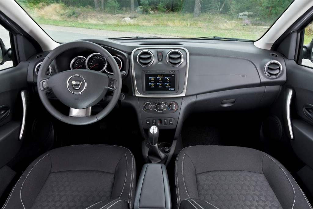 2015 Dacia Logan İç Tasarım