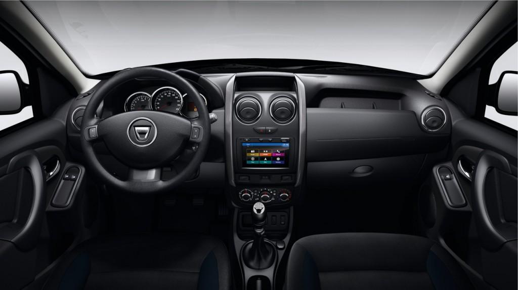 2015 Dacia Sandero İç Tasarım