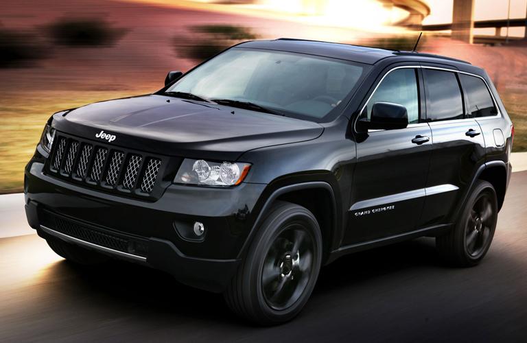 2015 Jeep Grand Cherokee Suv Segmenti