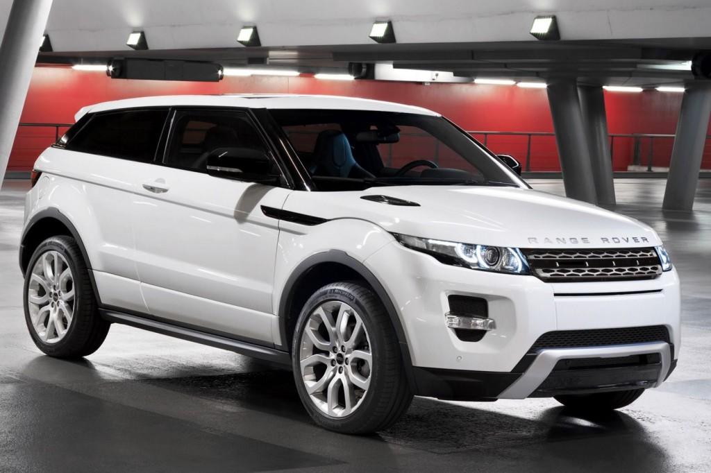 2015 Model Range Rover Evoque