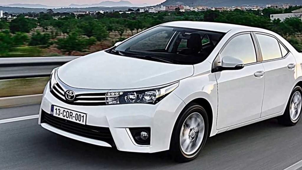 2015 Toyota Corolla C Segmenti