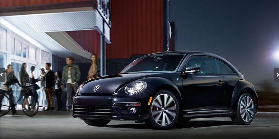 2015 Volkswagen Beetle Renk Seçenekleri