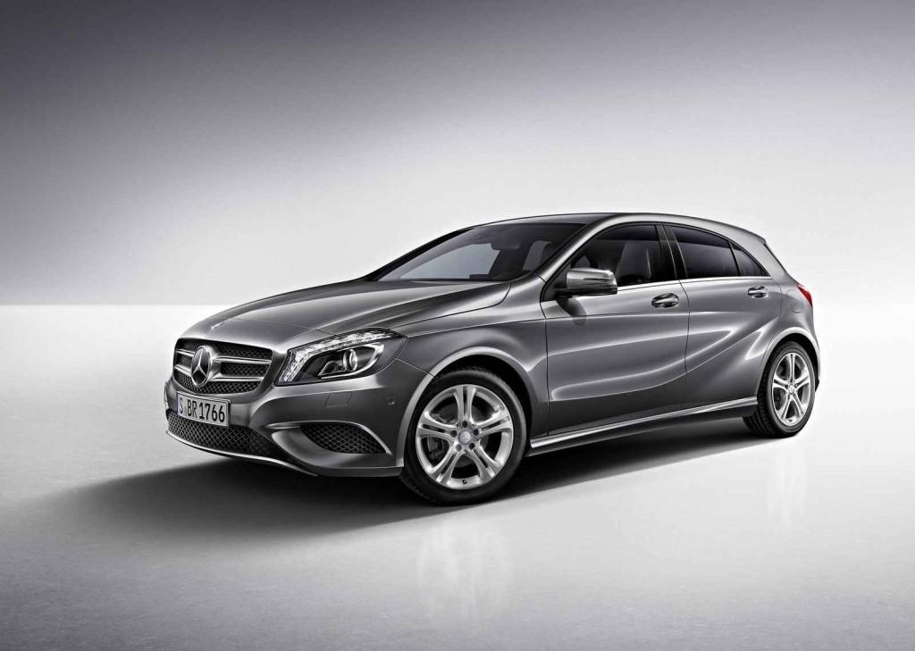 C Segmenti Mercedes  A 180 AMG