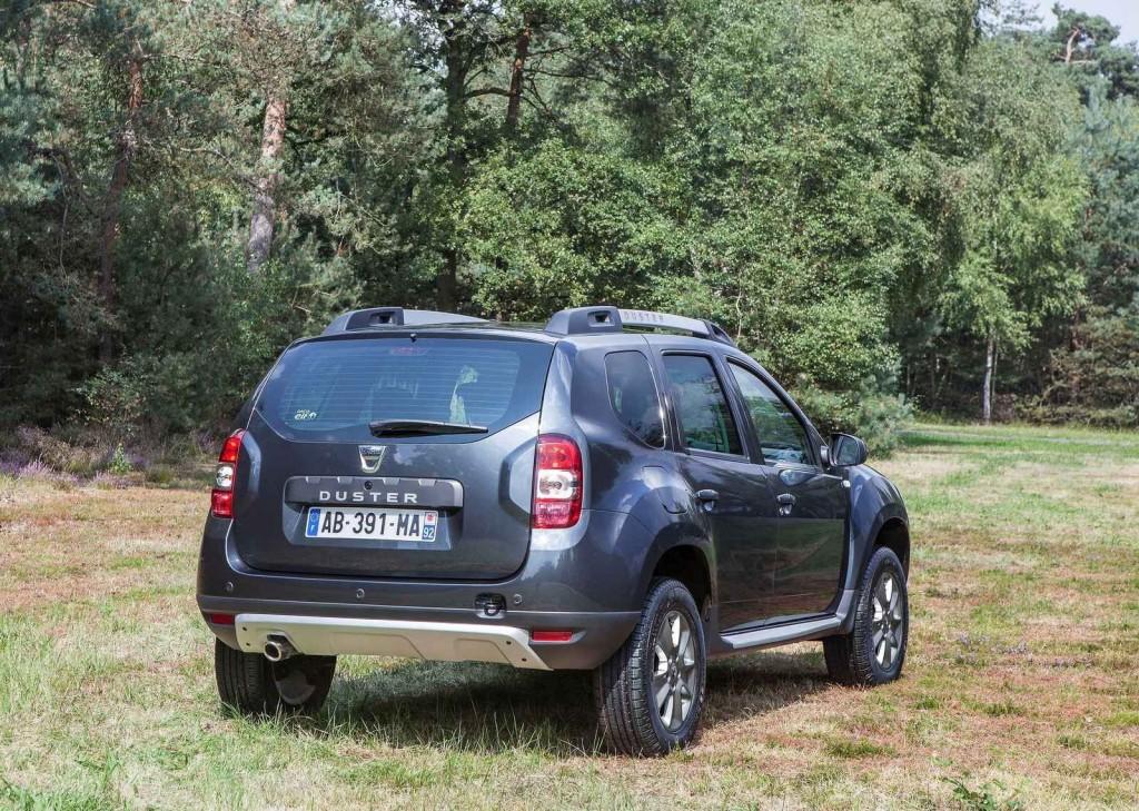Crossover Segmenti Dacia Duster Dizel