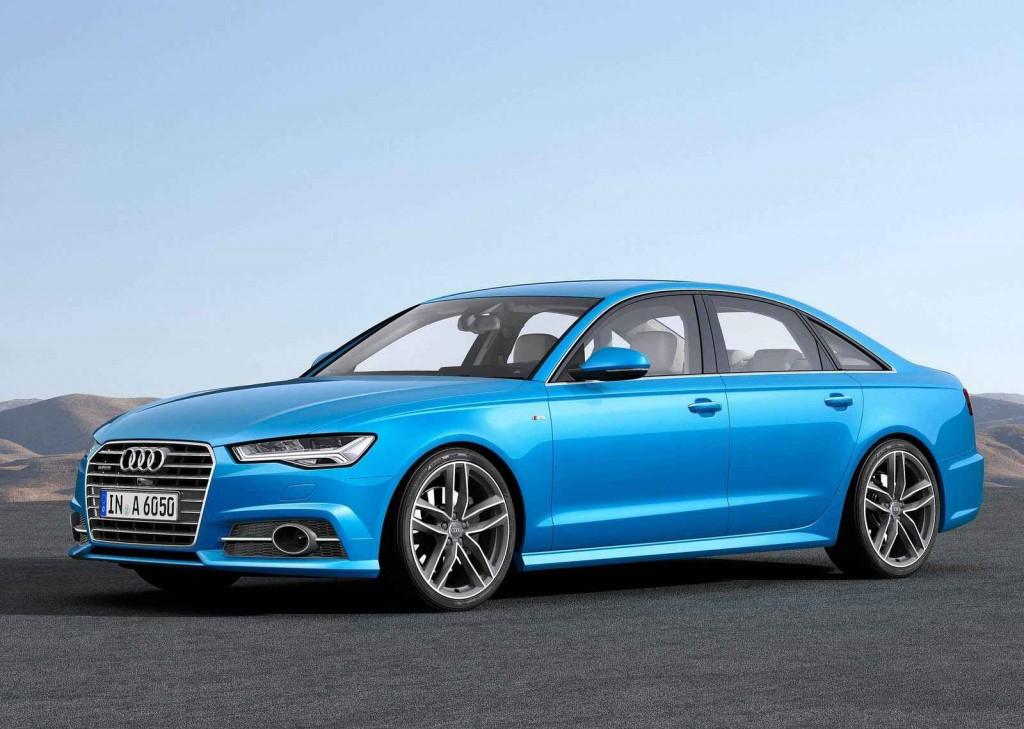 E Segmenti Otomobil Audi A6