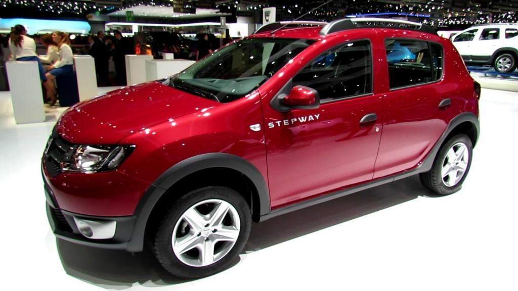 2015 Dacia Sandero Stepway Fırsatları