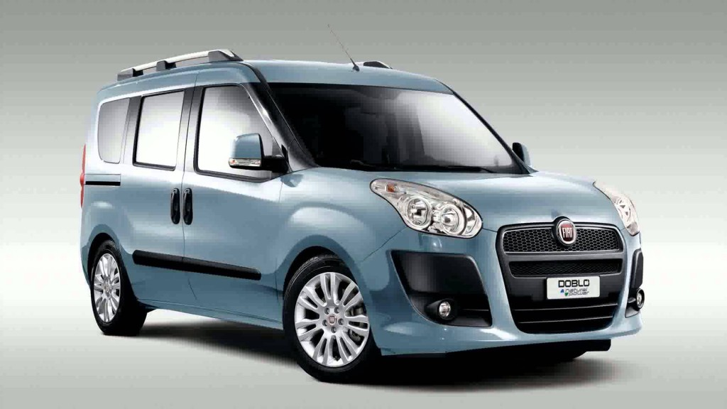 2015 Fiat Doblo Panorama Renk Seçenekleri