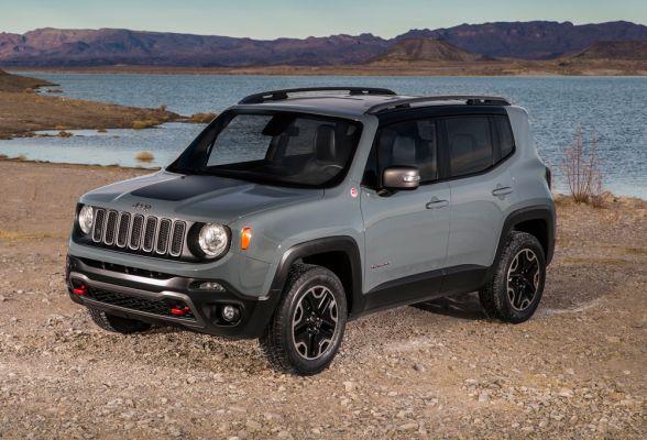 2015 Model Jeep Renegade