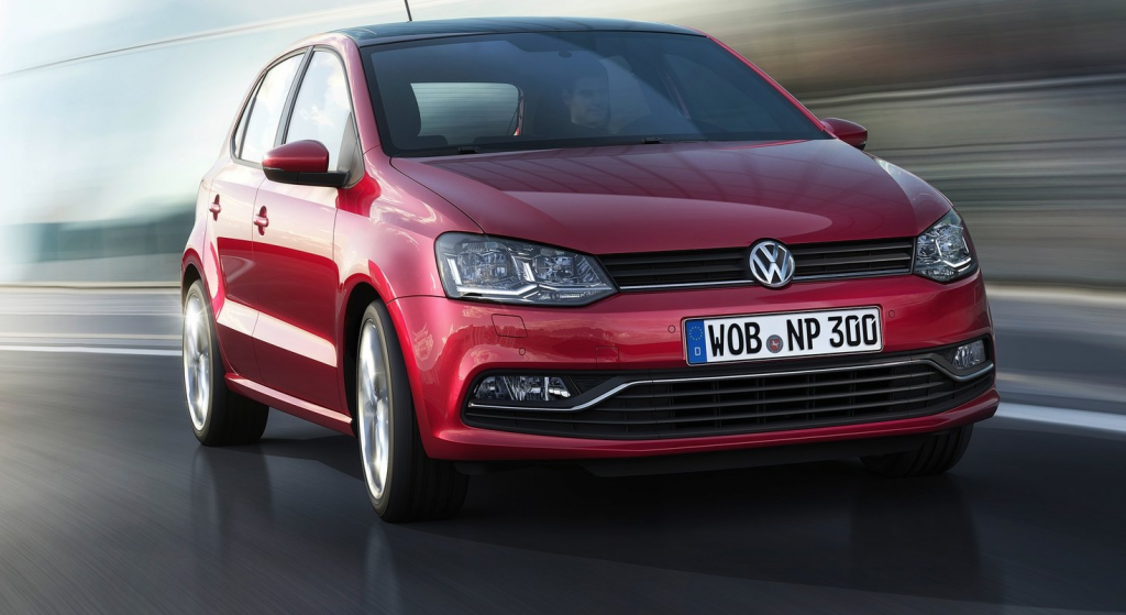 2015 Model Volkswagen Polo
