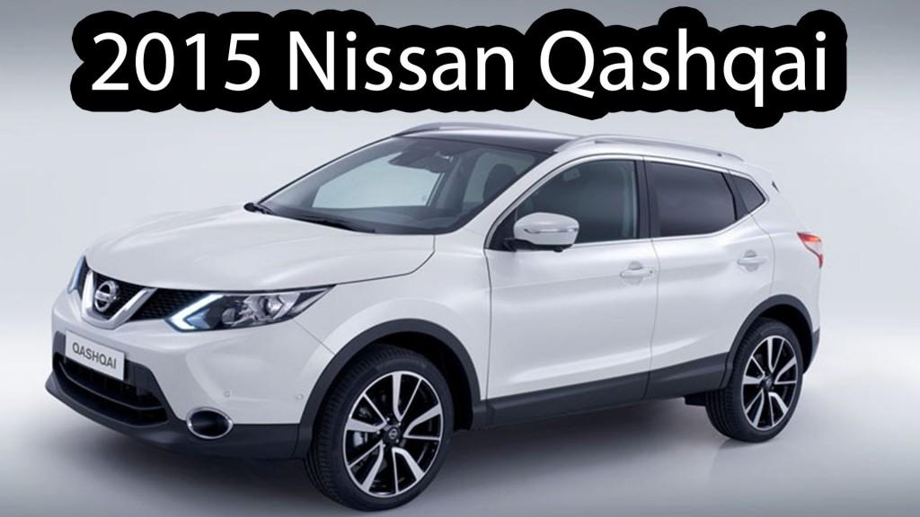 2015 Nissan Qashqai Fırsatları