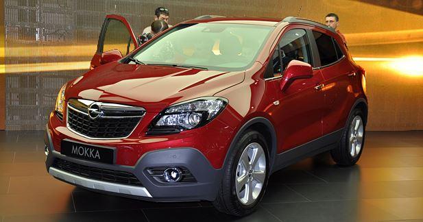 2015 Opel Mokka Renk Seçenekleri
