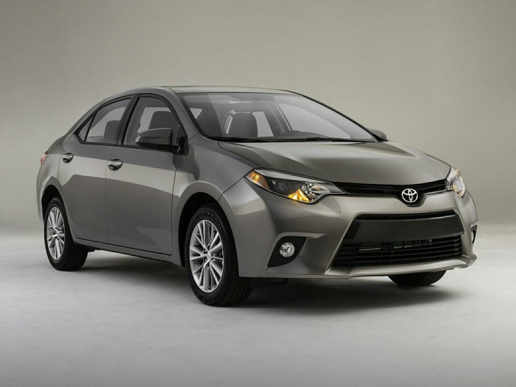 2015 Model Toyota Corolla