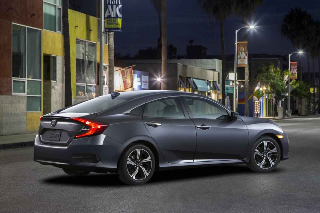 2015 Model Yeni Honda Civic