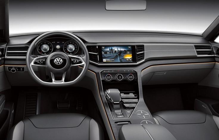 2015 Volkswagen Tiguan İç Tasarım