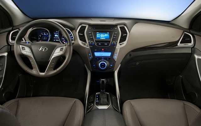 2016 Hyundai Elantra İç Tasarım
