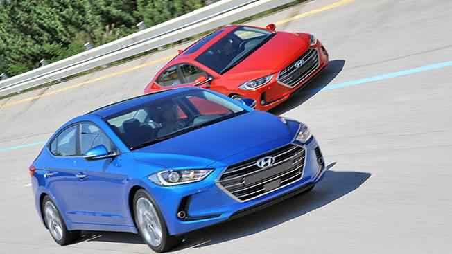 2016 Hyundai Elantra Renk Seçenekleri