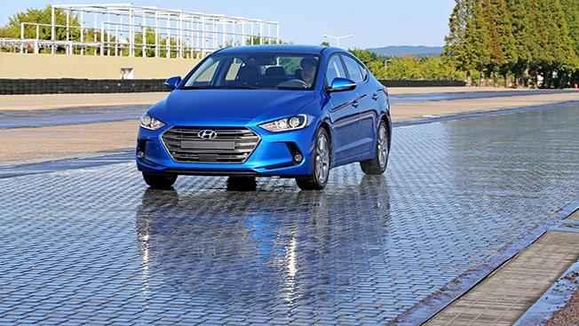 2016 Model Hyundai Elantra