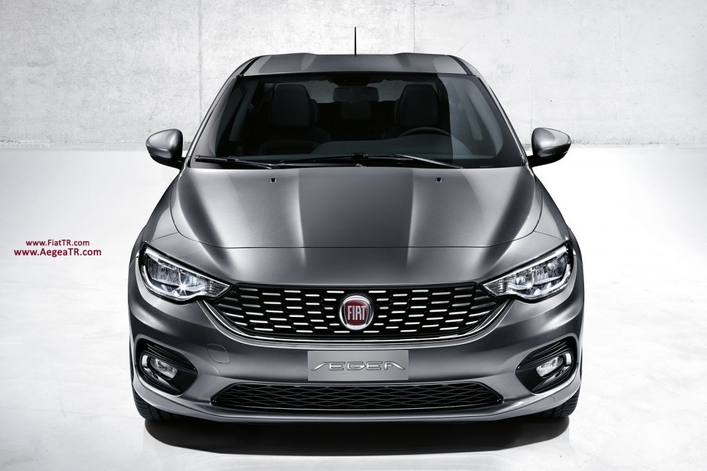Fiat Aegea 2016'da Satışa Çıkıyor