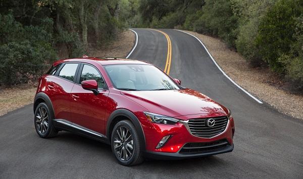2015 Crossover Mazda CX 3