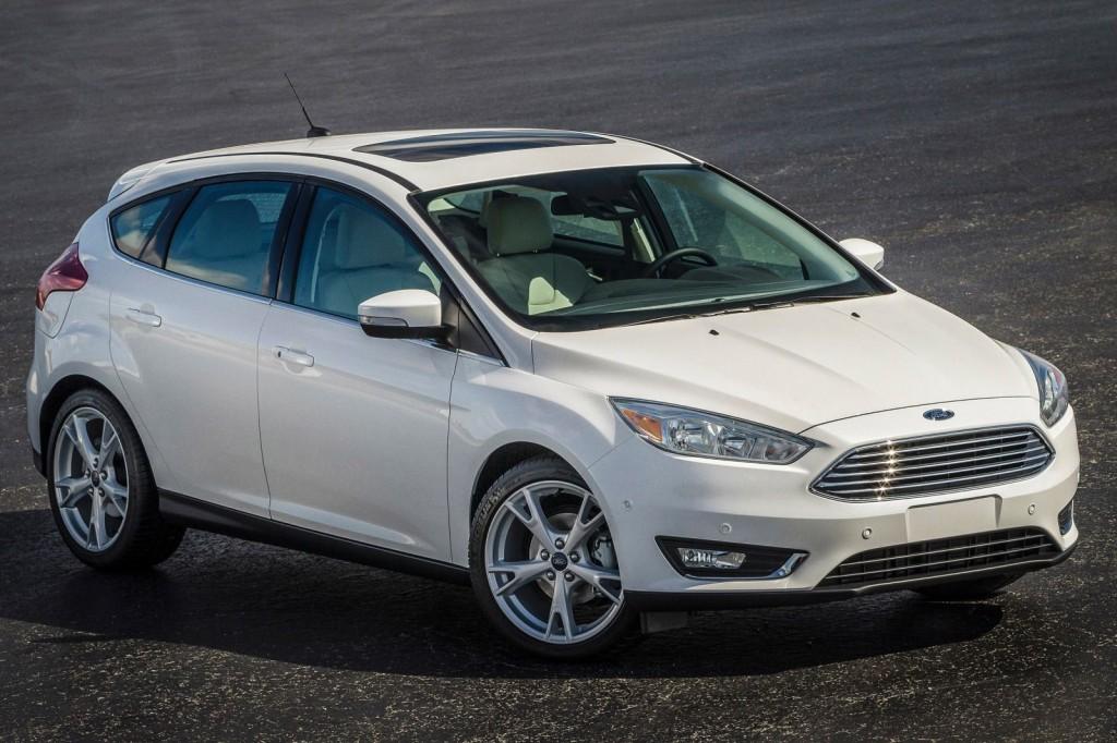 2015 Ford Focus Renk Seçenekleri