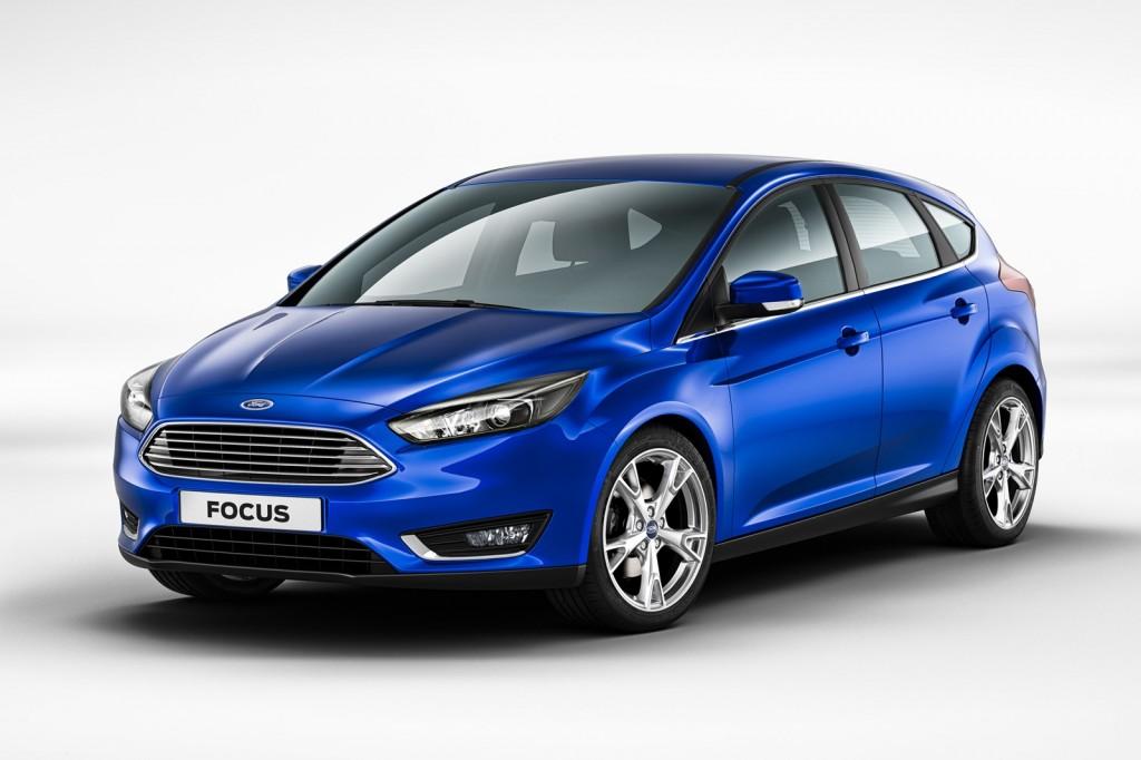 2015 Model Ford Focus