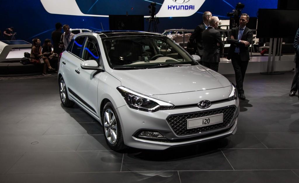 2015 Model Hyundai i20