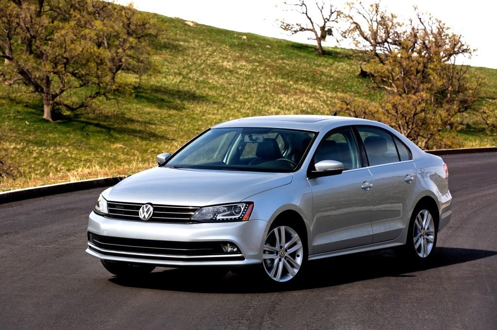 2015 Model Volkswagen Jetta