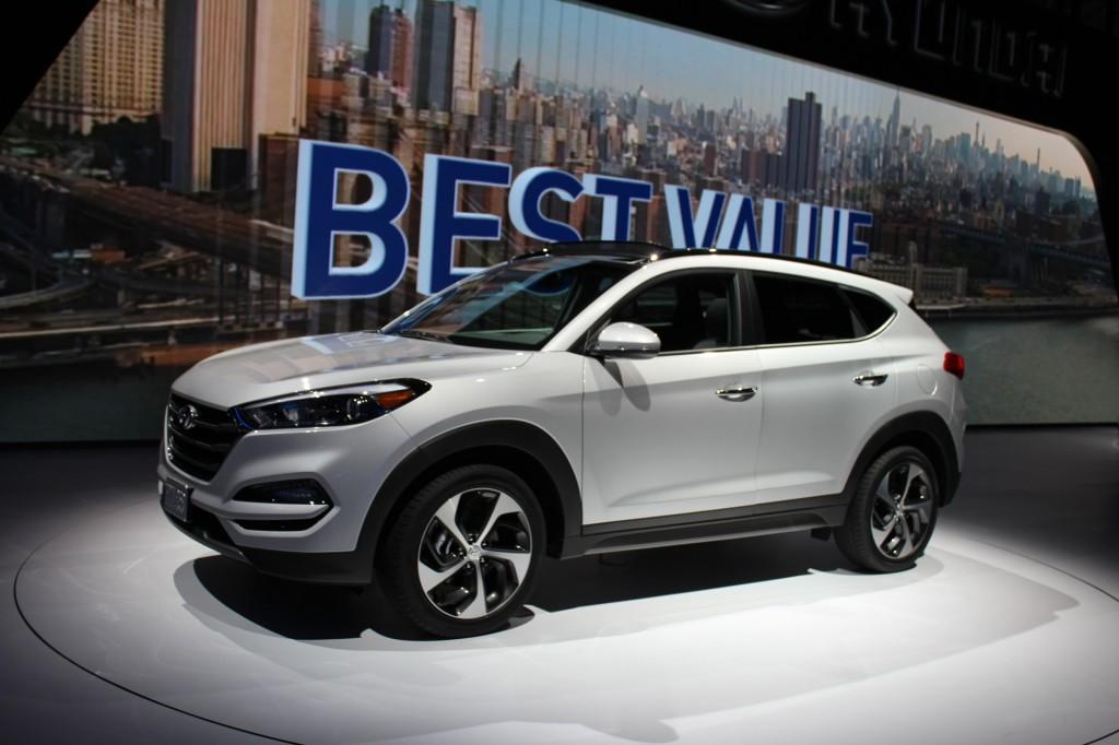 2016 Hyundai Tucson Fiyatları