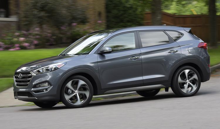 2016 Model Hyundai Tucson
