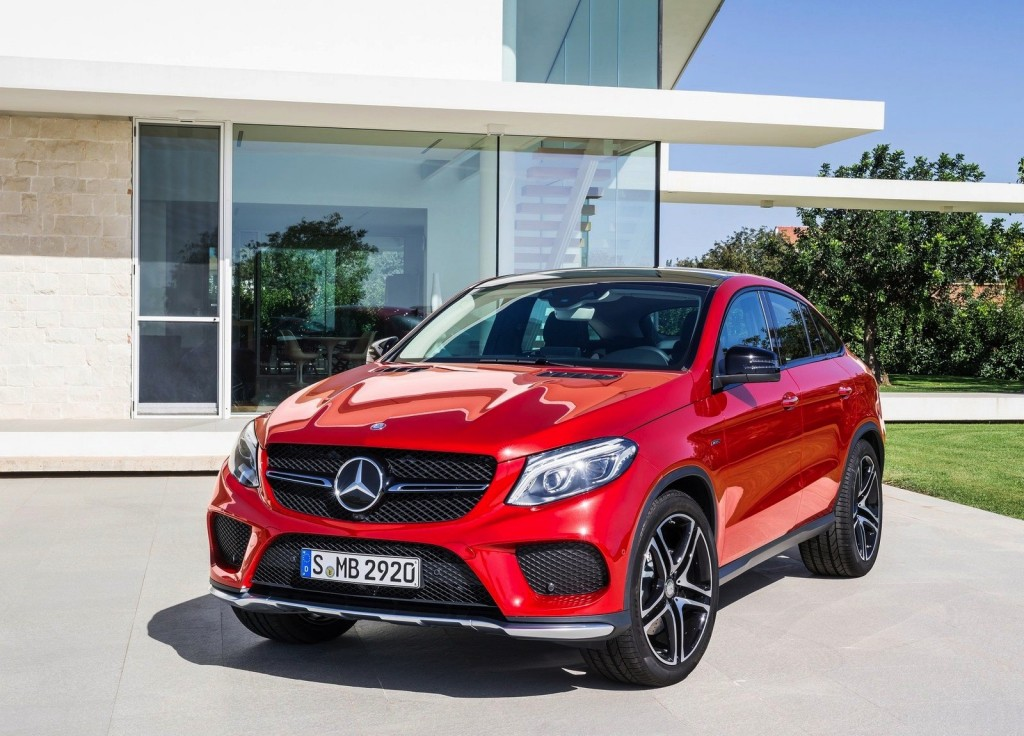SUV Segmenti Mercedes GLE