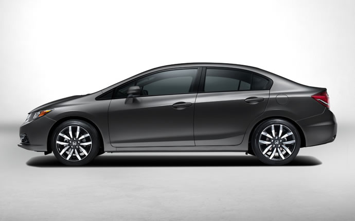 2015 Model Honda Civic Sedan