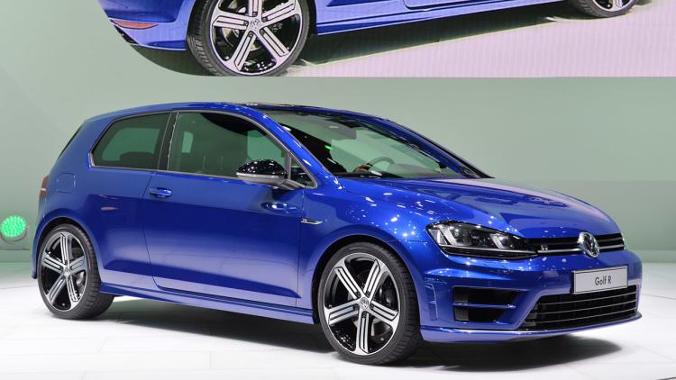 2015 Model Volkswagen Golf R