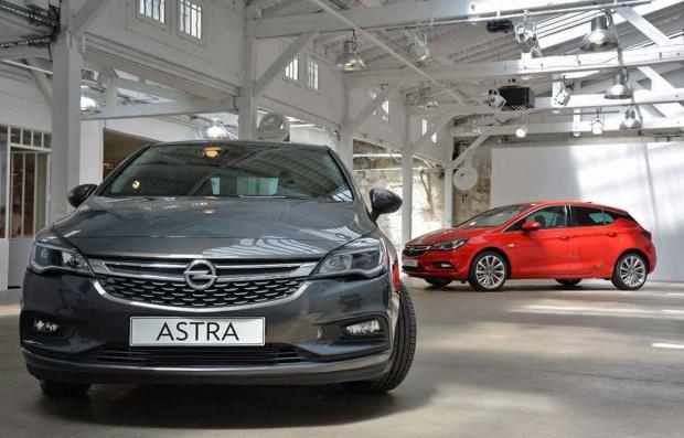 2016 Opel Astra Renk Seçenekleri