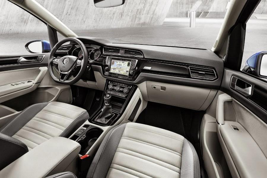 2016 Volkswagen Caddy İç Tasarım