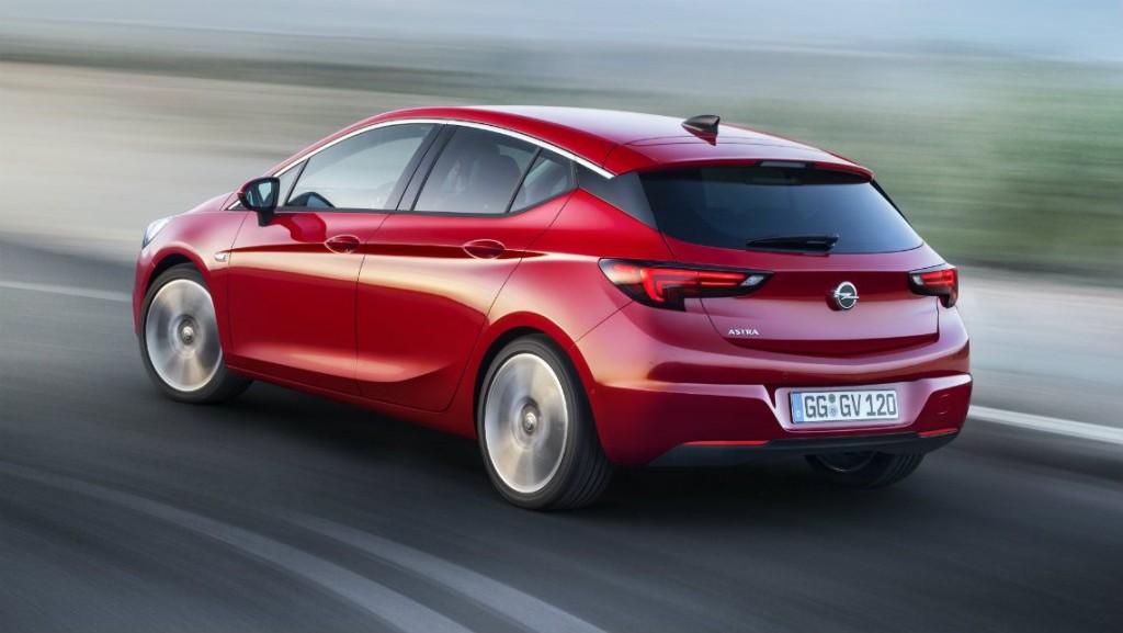 C Segmenti Opel Astra