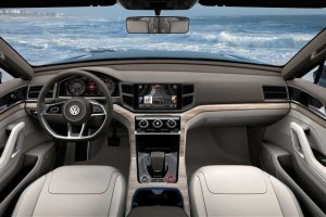 Volkswagen Jetta İç Tasarım