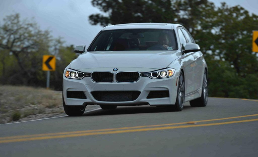 2015 BMW 3.35i Kampanyası