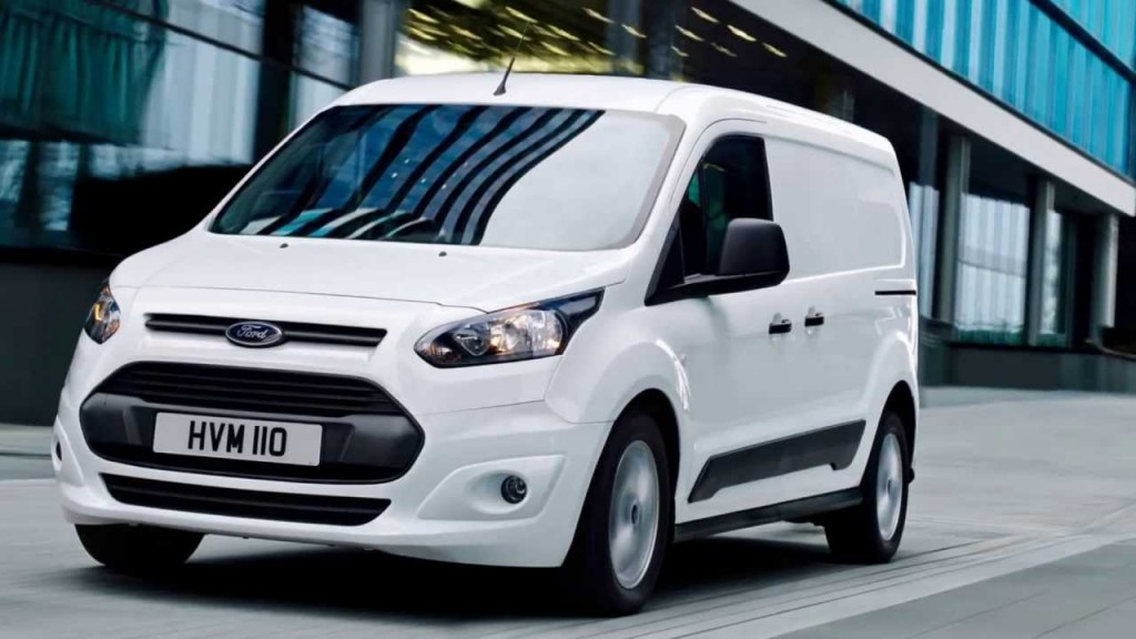 2016 Model Ford Transit Courier