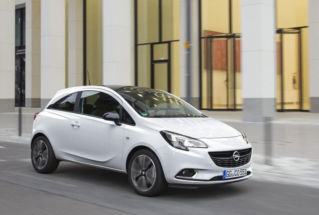 B Segmenti Opel Corsa