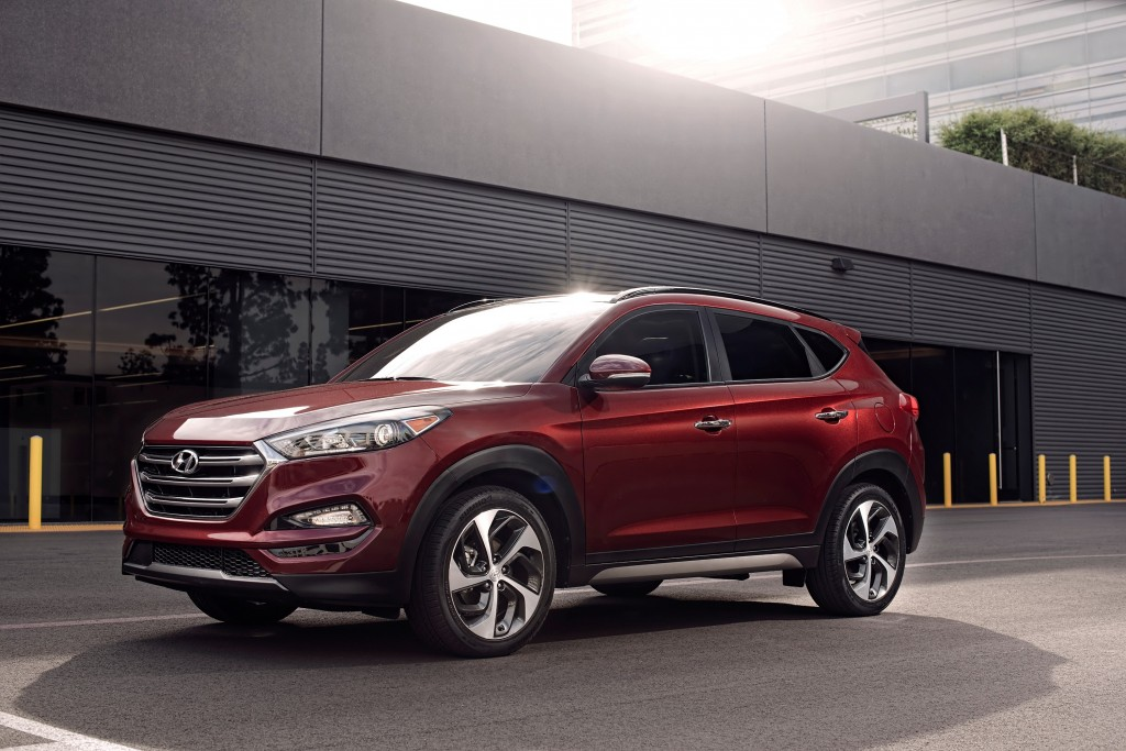 2016 Hyundai Tucson Renk Seçenekleri