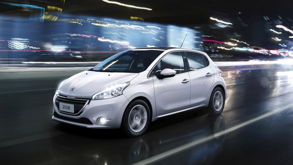 2016 Peugeot 208 Kampanyası