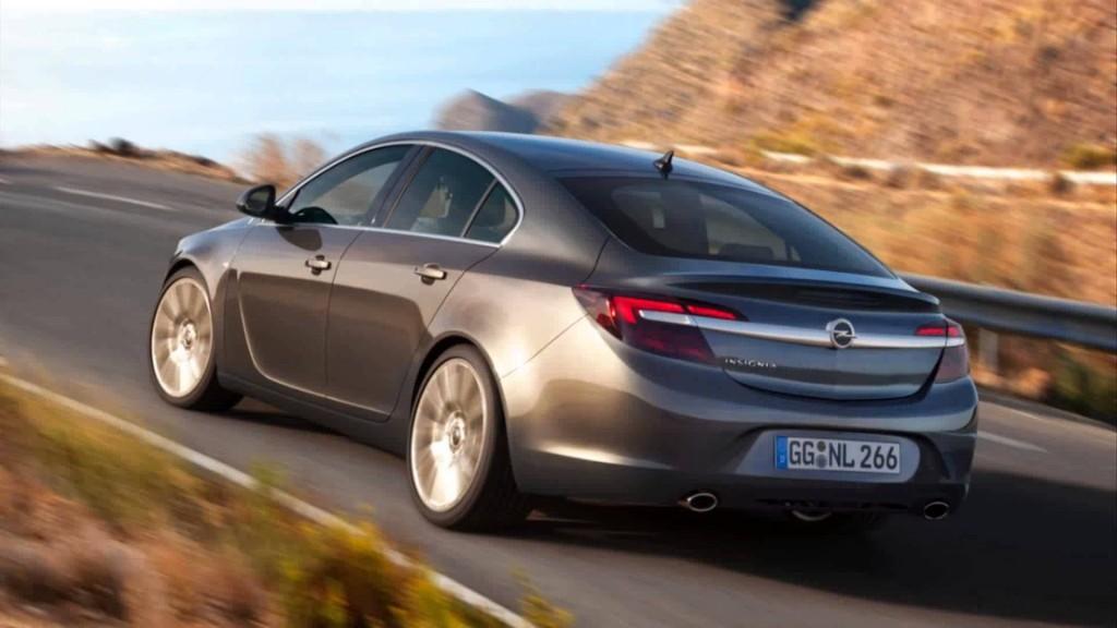 D Segmenti Opel İnsignia