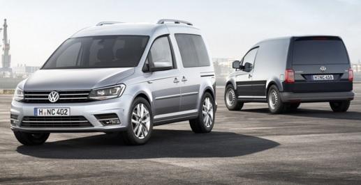 Volkswagen Caddy Maxi Van 2016 Fiyatlari